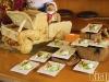 Yacht food display